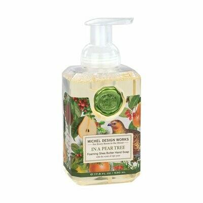 In A Pear Tree Foaming Hand Soap