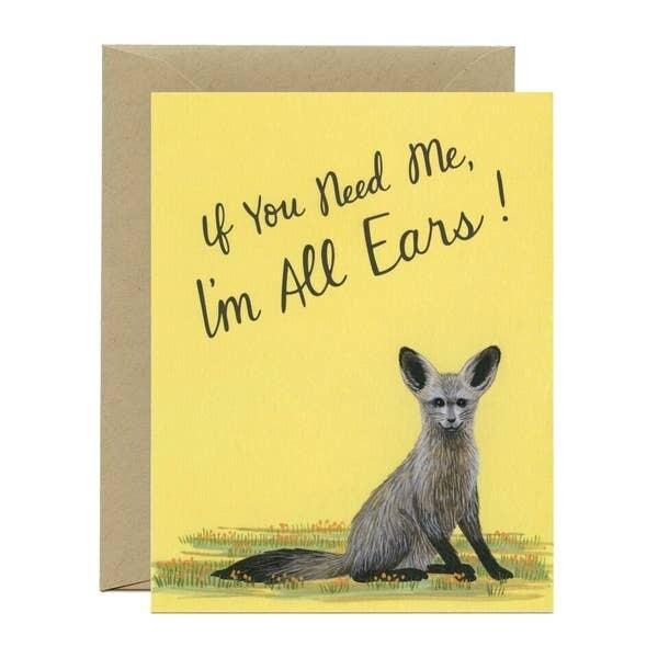 All Ears!