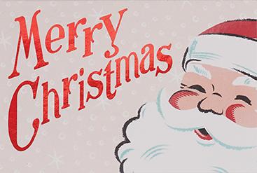 Nostalgic Santa Boxed Cards