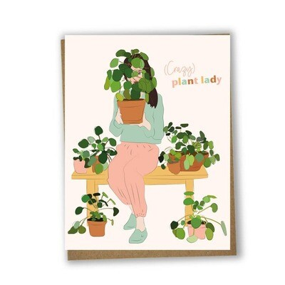 (Crazy) Plant Lady