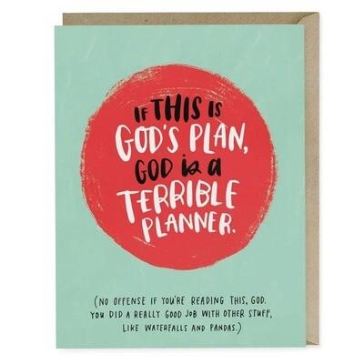 Terrible Plan
