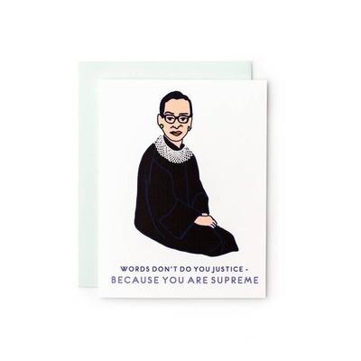 RBG You are Supreme
