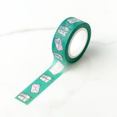 Happy Mail Box Washi Tape