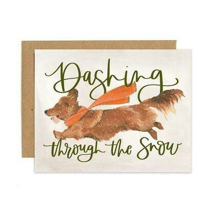 Dashing Dog Single