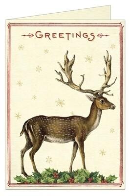 Deer Greetings