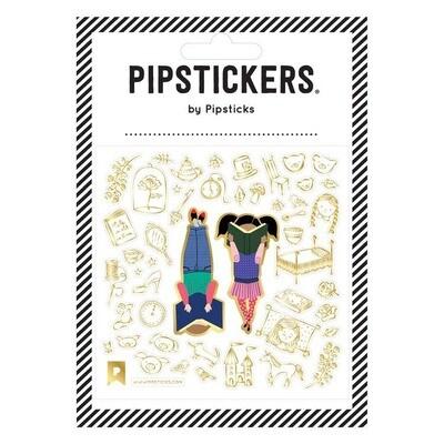 Lost In A Book Sticker Sheet