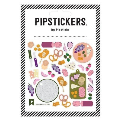 You Platter Me Sticker Sheet