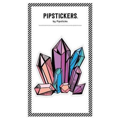 Big Puffy Crystals Sticker