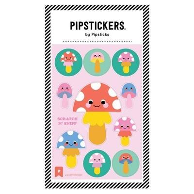 Fun Guys Scratch And Sniff Sticker Sheet