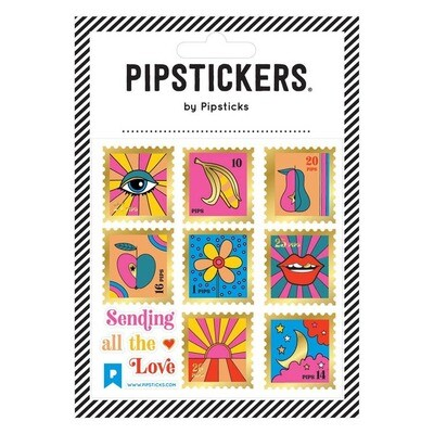 Sending All The Love Sticker Sheet