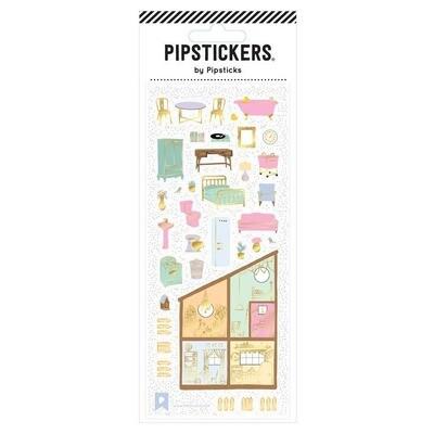 Dreamy Dollhouse Sticker Sheet