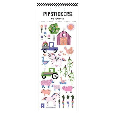 Life on the Farm Sticker Sheet
