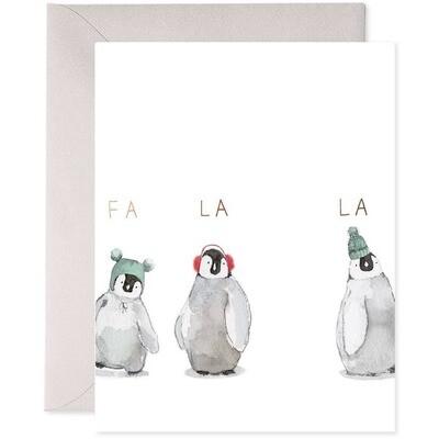 Cozy Penguins Single