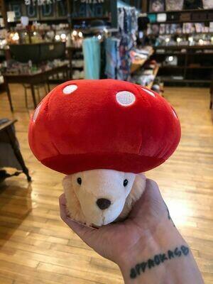 Hedgehog Mushroom Macaroon