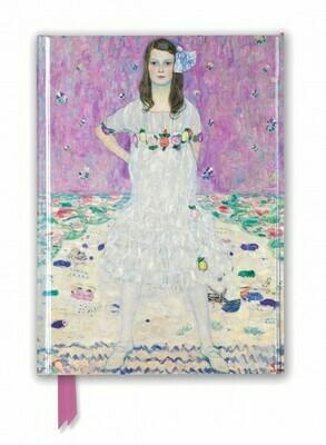 Gustav Klimt Mada Primavesi Notebook