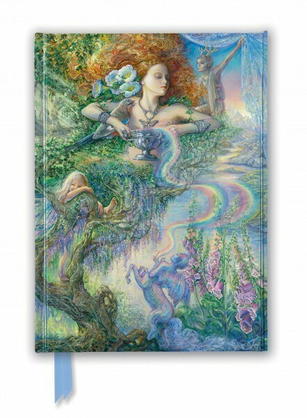 Josephine Wall Enchantment Medium Lined Journal