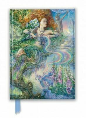 Josephine Wall Enchantment Medium Lined Journal