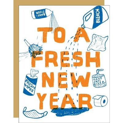 Fresh New Year