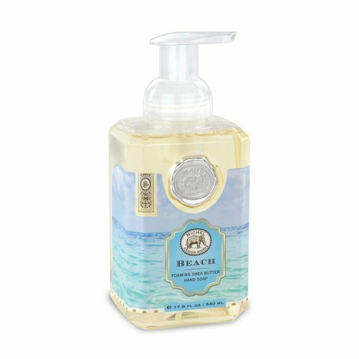 Beach Foaming Shea Butter Hand Soap