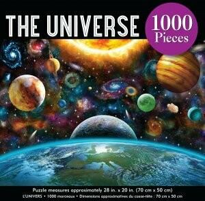 The Universe Puzzle