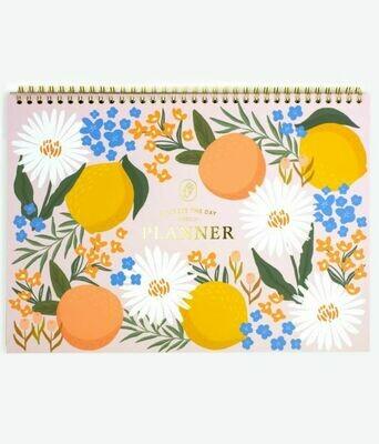 Citrus Florals Weekly Planner