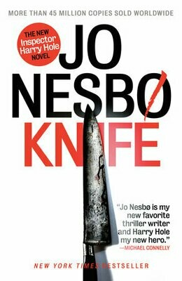 Knife by Jo Nesbo