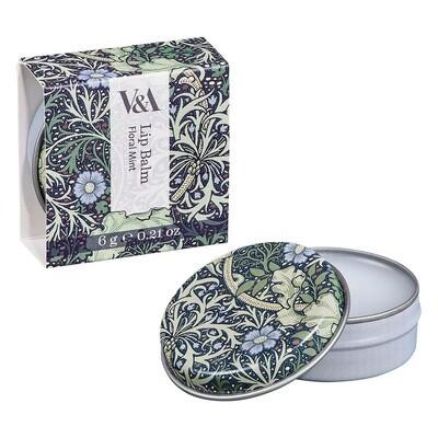 Floral Mint Lip Balm
