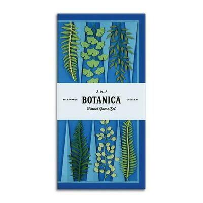 2-in-1 Botanica Travel Game Set
