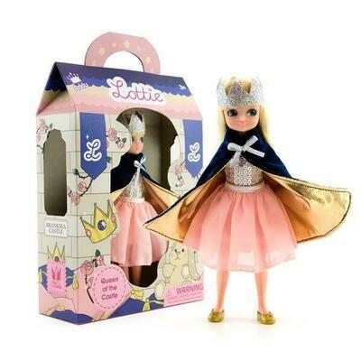 Queen of the Castle Lottie