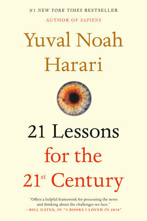 21 Lessons for the 21st Century (PB)
