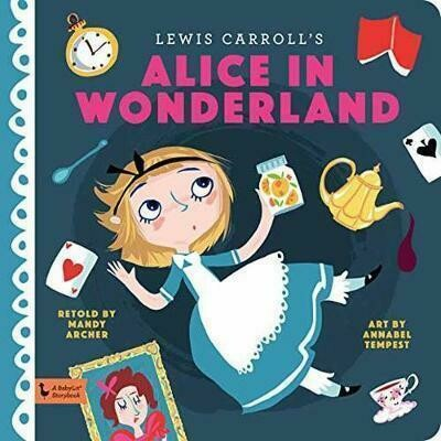 Alice in Wonderland (BabyLit)
