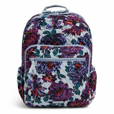 XL Campus Backpack Neon Blooms