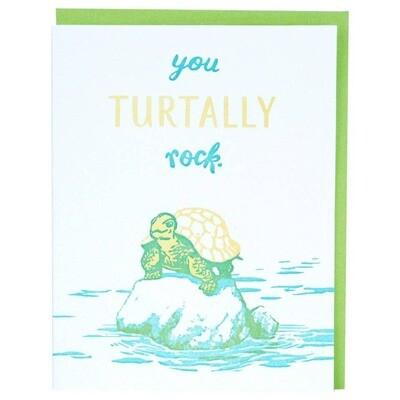 You Turtally Rock