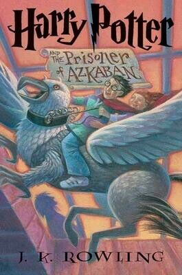 Harry Potter and The Prisoner of Azkaban by J.K Rowling (#3)