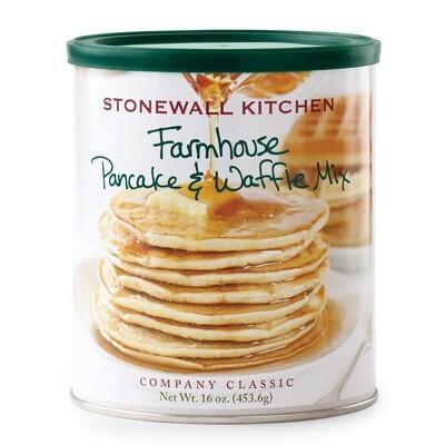16 oz Farmhouse Pancake and Waffle Mix