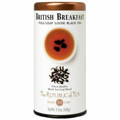 British Breakfast Full Leaf Tea