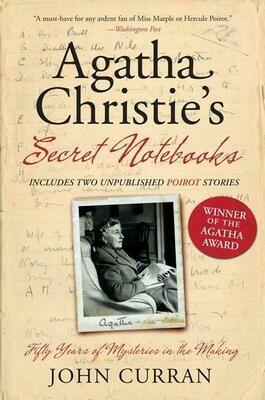 Agatha Christie's Secret Notebooks by John Curran