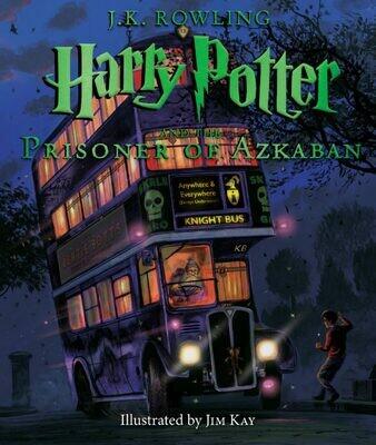 Illustrated Harry Potter and the Prisoner of Azkaban