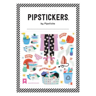Pajama Day Sticker Sheet