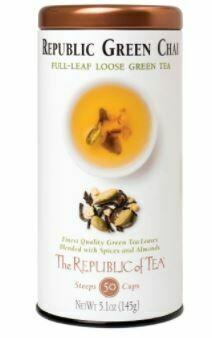 Republic Green Chai Loose Green Tea