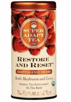 SuperAdapt Restore and Reset Tea Bags