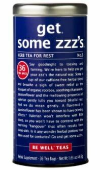 Get Some ZZZ's Tea Bags