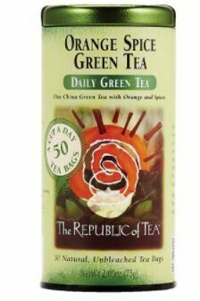 Orange Spice Green Tea