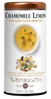 Chamomile Lemon Loose Herb Tea