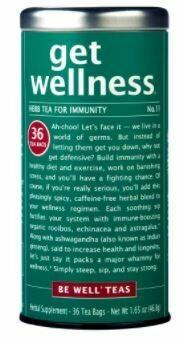 Get Wellness Tea Bags