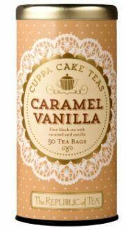 Caramel Vanilla Cuppa Cake Tea Bags