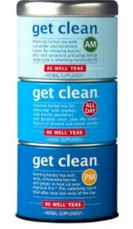 Cleanse Stackable Tea Tin