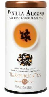 Vanilla Almond Loose Black Tea