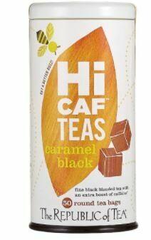 Caramel Black Tea Bags