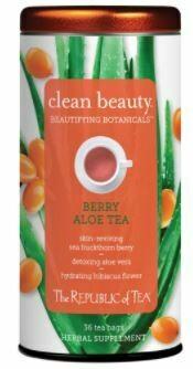 Clean Beauty - Berry Aloe Tea Bags